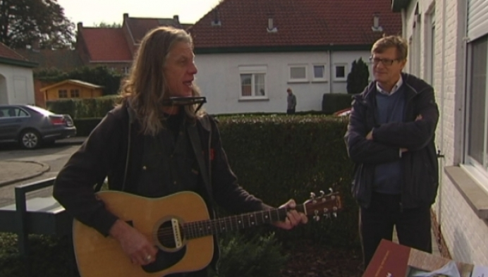 Guy Swinnen bezingt open raam in Turnhout