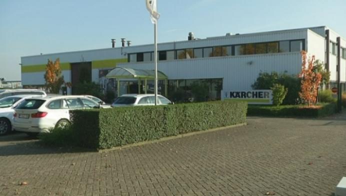 Kärcher verhuist van Hoogstraten naar Wilrijk