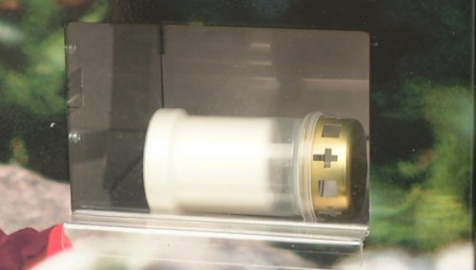 Mechelen heeft eerste kaarsenautomaat