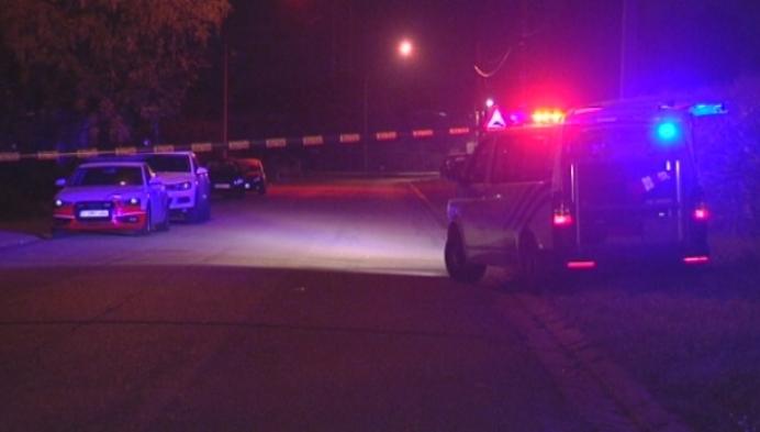 Politie schiet meermaals op gewapende man