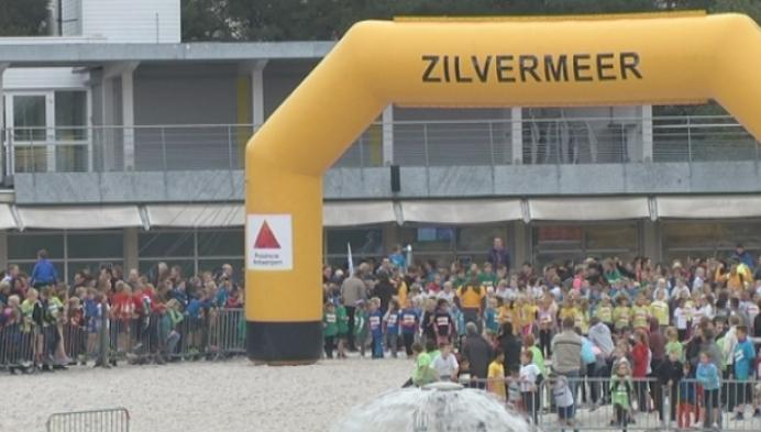 Scholenveldloop op terrein van échte crosscupwedstrijd