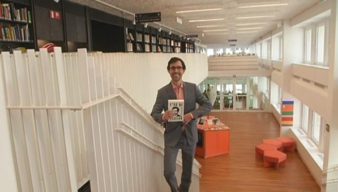 Kristof Calvo heeft boek uit en zoekt jonge politici