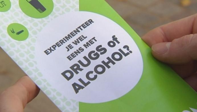 Mechelen waarschuwt jongeren over drank- en drugsgebruik