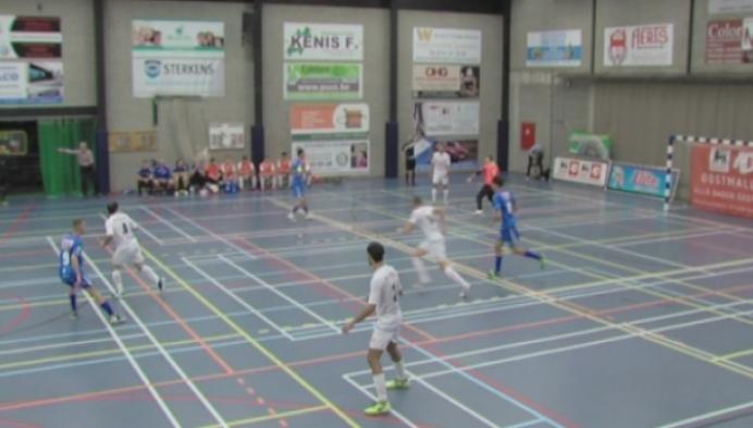 Malle-Beerse kan niet stunten tegen Antwerpen