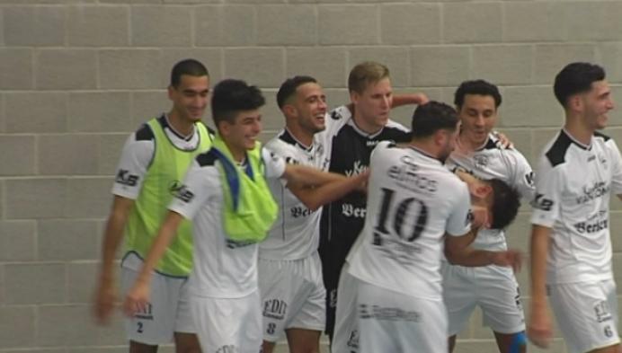 Real Noorderwijk wipt Charleroi