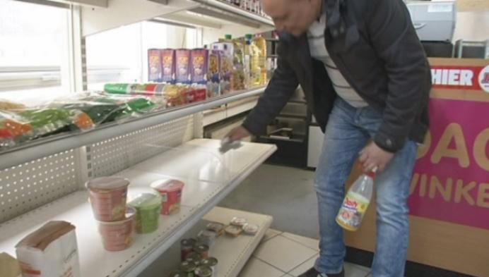 Inbrekers stelen voor 4500 euro sigaretten bij kruidenier