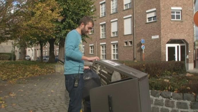 Camera's aan afvalcontainers Lier hebben weinig effect