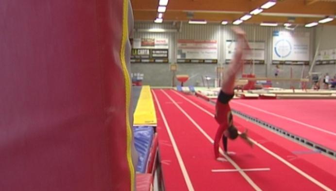 Tumbling-gymnaste pakt zilver op World Cup