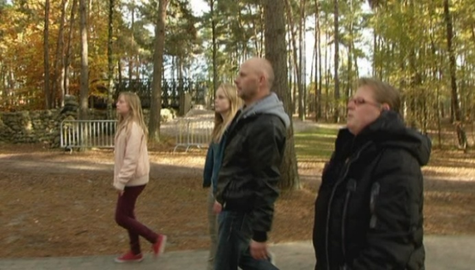 Gezinnen in armoede op vakantie aan Zilvermeer