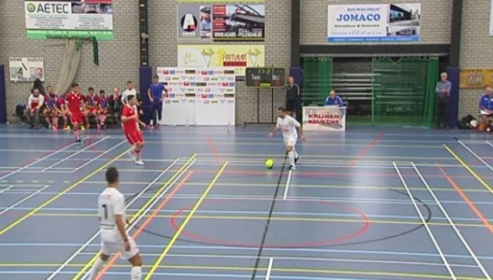 Zware nederlaag voor Malle-Beerse (Futsal)