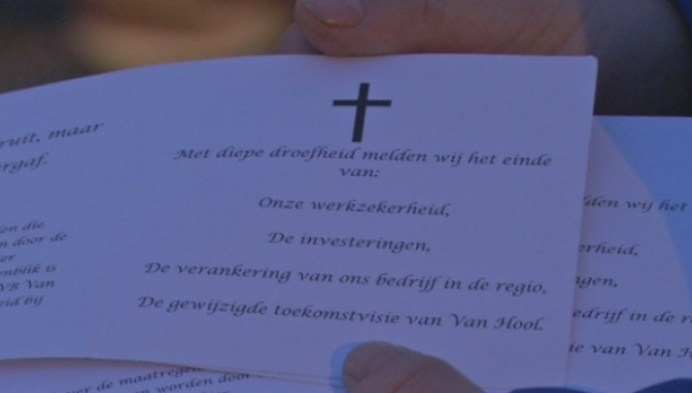 Vakbond vreest ontslagronde bij Van Hool