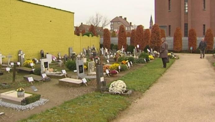 Moeten 140 kindergraven verdwijnen?