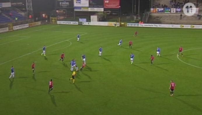 Geel-trainer Euvrard debuteert met nederlaag tegen Eupen