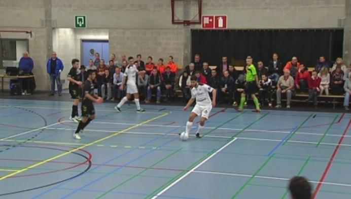 Real Noorderwijk wint van Morlanwelz met 5-0