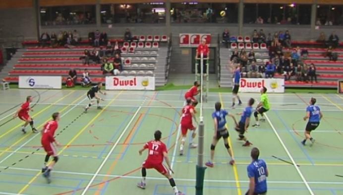 Volleybalclub Puurs blijft op de sukkel