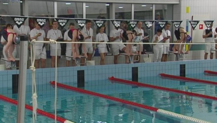 Lokale talenten aan het werk op zwemmeeting in Nijlen