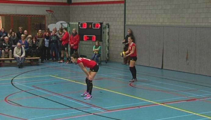 Blaasveld – Turnhout eindigt op 3-2 in het vrouwenvolleybal