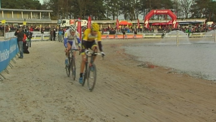 Sean De Bie wint Boonen & Friends
