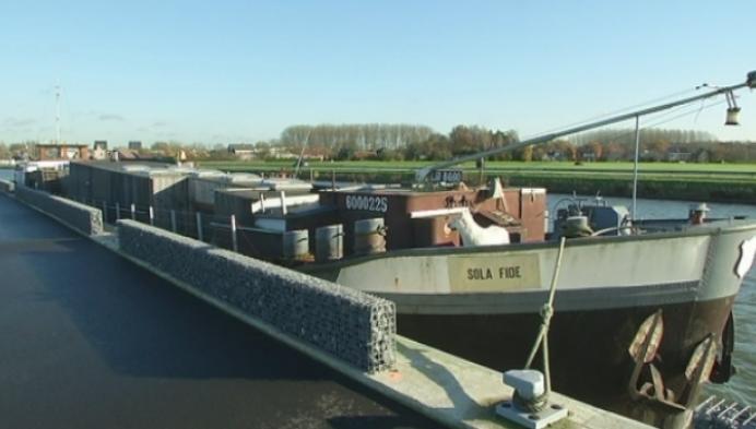Eerste woonboten aangekomen in Lier