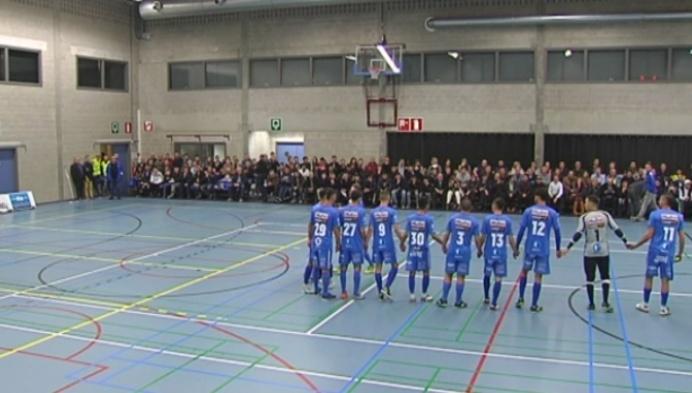 Noorderwijk verliest topper tegen Antwerpen
