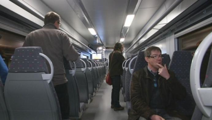Pendelaars tevreden over rechtstreekse trein naar Brussel