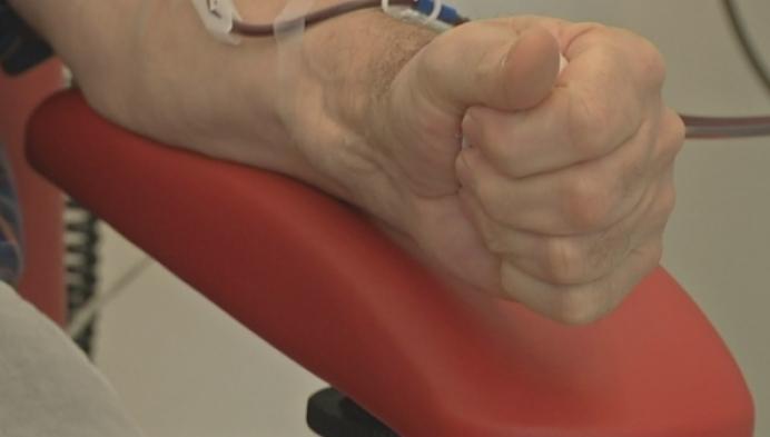 Rode Kruis zet deuren open voor donoren op 2 januari