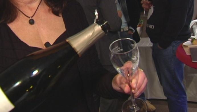 """""""Champagne nog altijd het populairste drankje op oudjaar"""""""