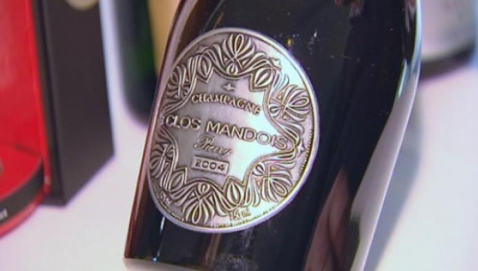 Champagne nog altijd populair met oudjaar