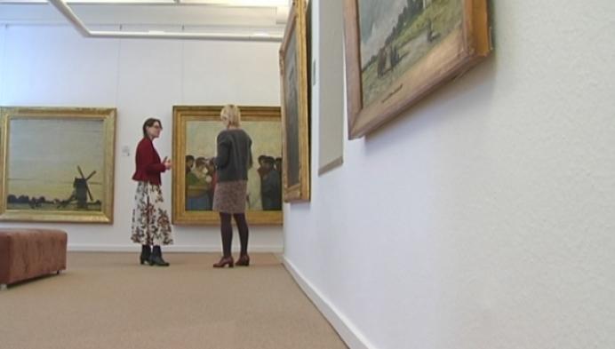 't Prieeltje van Annelies Vanherck is de favoriet van het Jakob Smits museum