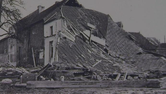 Ruisbroek liep 40 jaar geleden onder water
