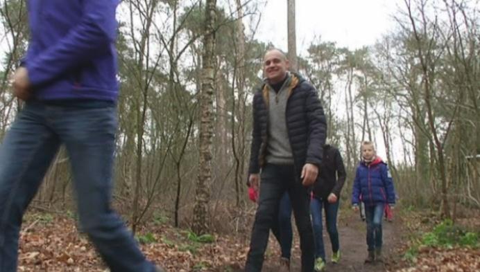 Regisseur Stijn Coninx wandelt voor het goede doel