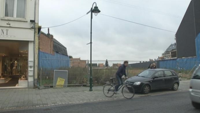 Bergstraat Heist krijgt mogelijk toch nieuw handelspand
