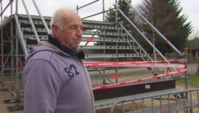 Parcoursbouwer BK in Lille bouwt voor de eerste keer een wasbord
