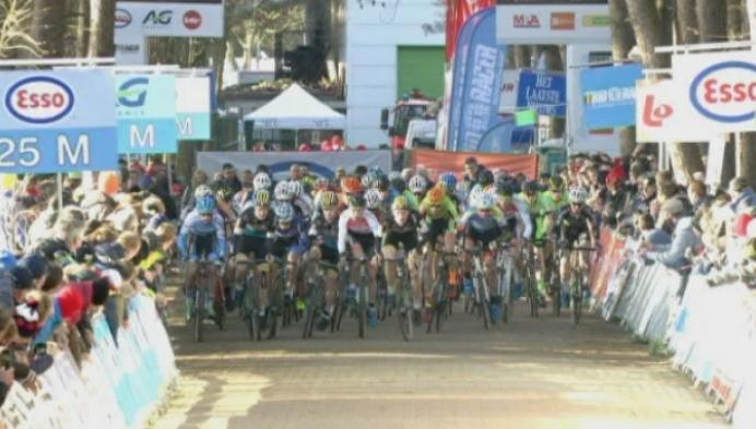 Thijs Aerts uit Rijkevorsel Belgisch kampioen bij de beloften