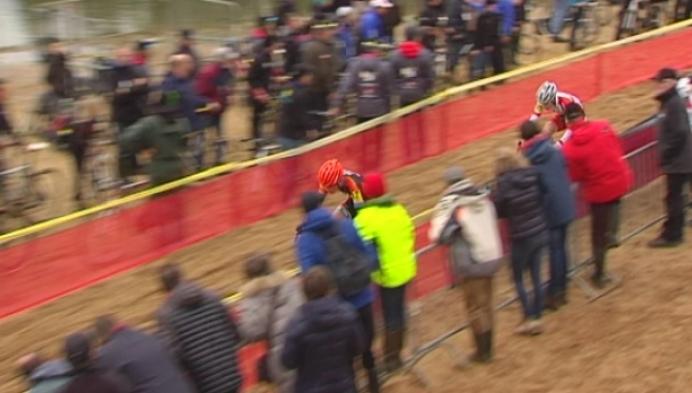Jappe Jaspers pakt Belgische titel bij de junioren in Lille