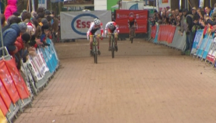 Arno Van den Broeck Belgisch kampioen bij de tweedejaars nieuwelingen