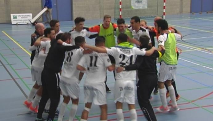 In het futsal klopt Noorderwijk Roselies met 5-2