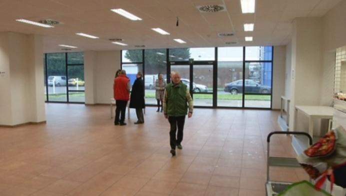 Nieuwe locatie bedeling voedselbank Sint-Vincentius Mechelen