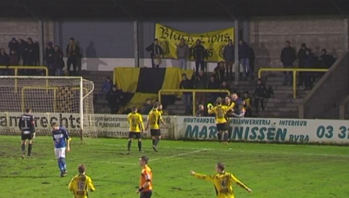 Zwarte Leeuw verslaat FC Turnhout in pittige derby