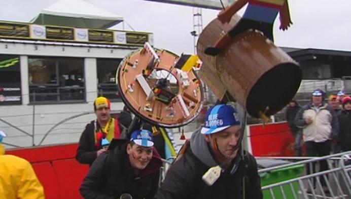 Belgisch kampioen Jappe Jaspers is 7de op WK in Heusden-Zolder