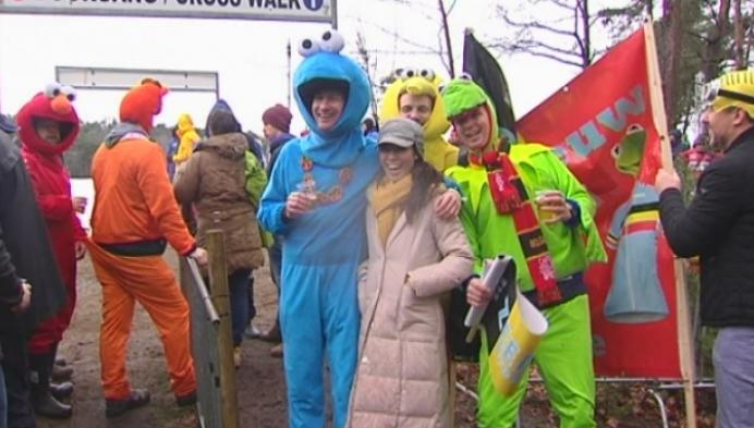 Sanne Cant pakt podiumplaats op WK in Heusden-Zolder