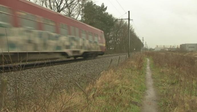 Spoorlopen niet alleen aan station in Turnhout