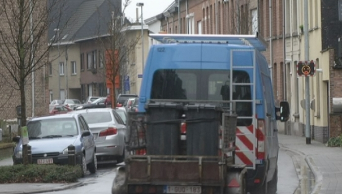 Bewoners klagen over drukte op omleidingsweg