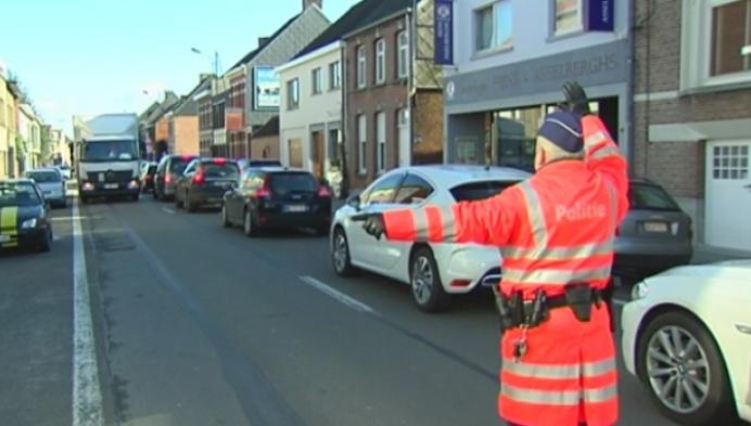 Meer controles op zwaar vervoer in Stationstraat