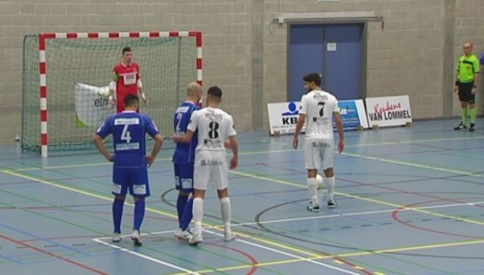 Fris Noorderwijk blijft zwarte beest van Charleroi