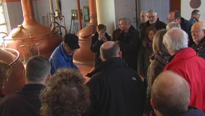 Keizer Karels favoriete bier degusteren bij brouwerij Het Anker