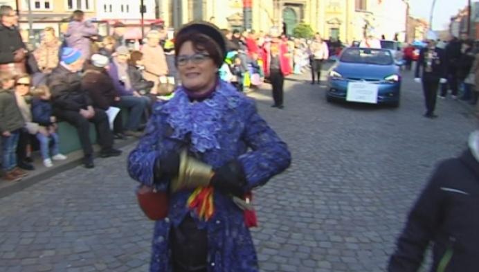 Carnavalstoet trekt door Mechelse binnenstad