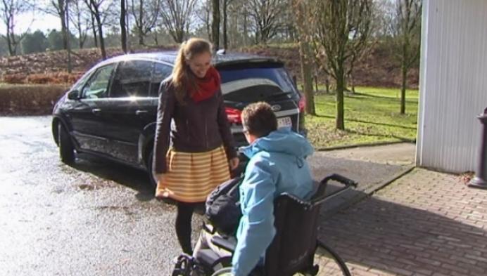 'Share a Ride' stuurt mensen met handicap op uitstap
