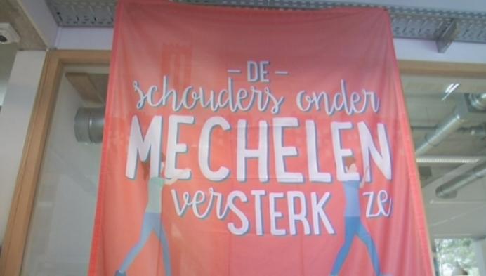 Mechelen zet vrijwilligers in de bloemetjes