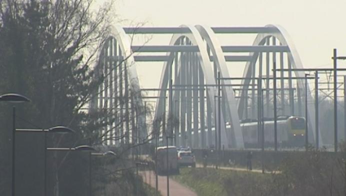 Chaos op drukke spoorlijn door ongeval in Duffel